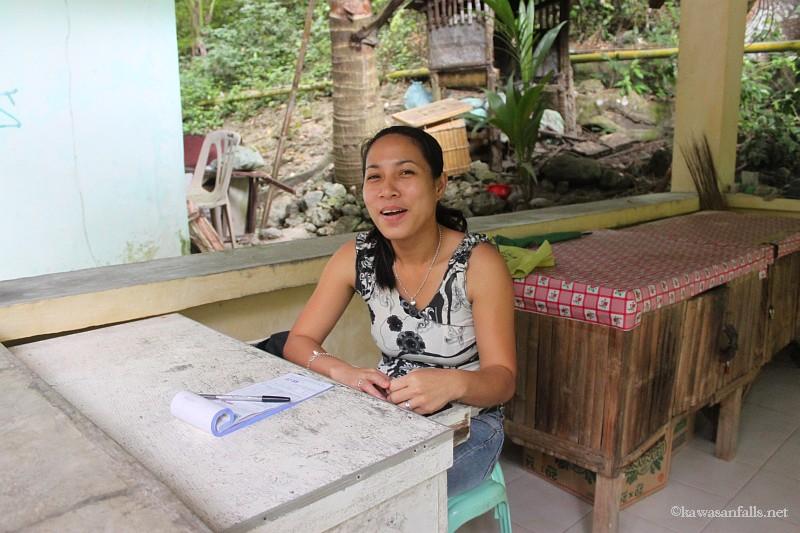 kawasan falls Cebu Philippines -0017