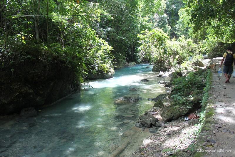 kawasan falls Cebu Philippines -0045