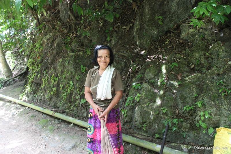 kawasan falls Cebu Philippines -0048