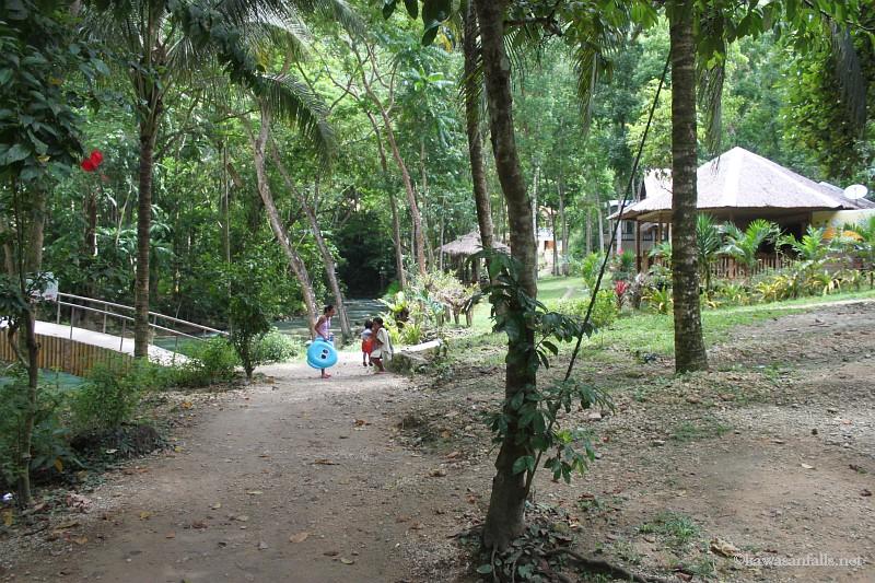 kawasan falls Cebu Philippines -0067