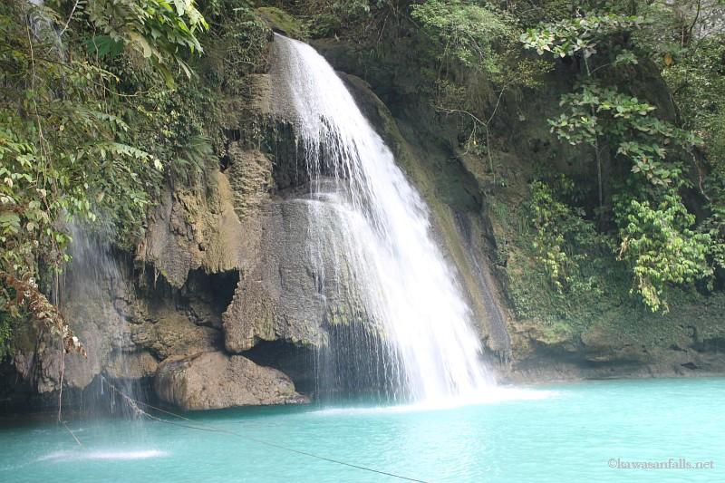 kawasan falls Cebu Philippines -0171