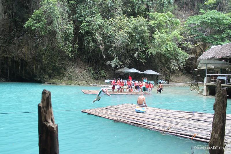 kawasan falls Cebu Philippines -0211