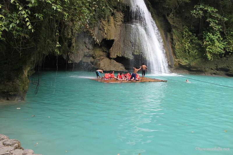 kawasan falls Cebu Philippines -0216