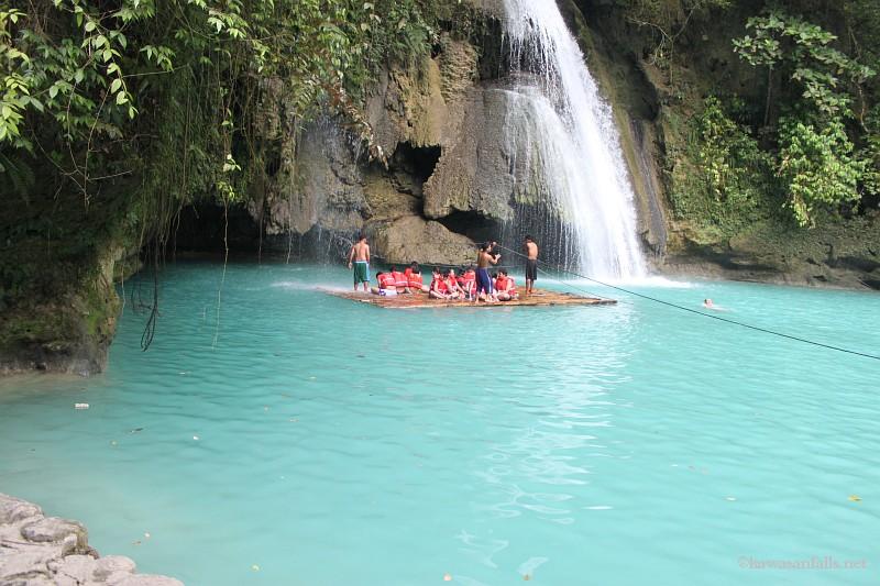 kawasan falls Cebu Philippines -0218
