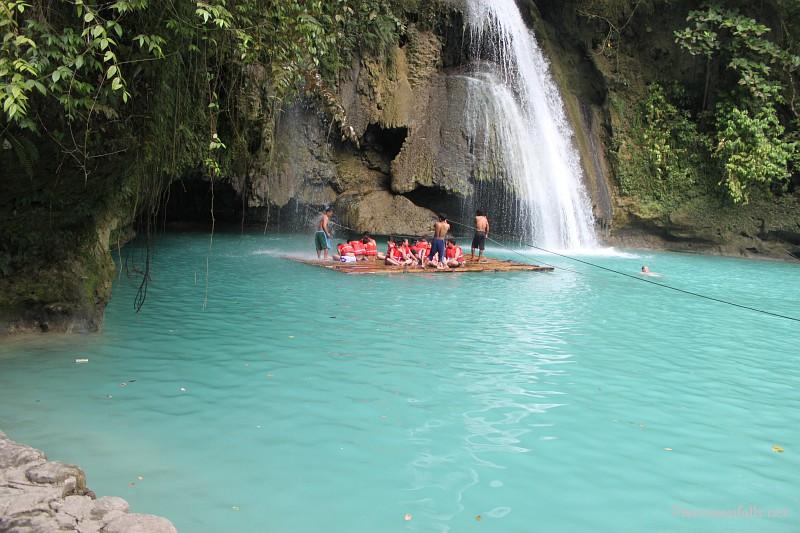 kawasan falls Cebu Philippines -0219