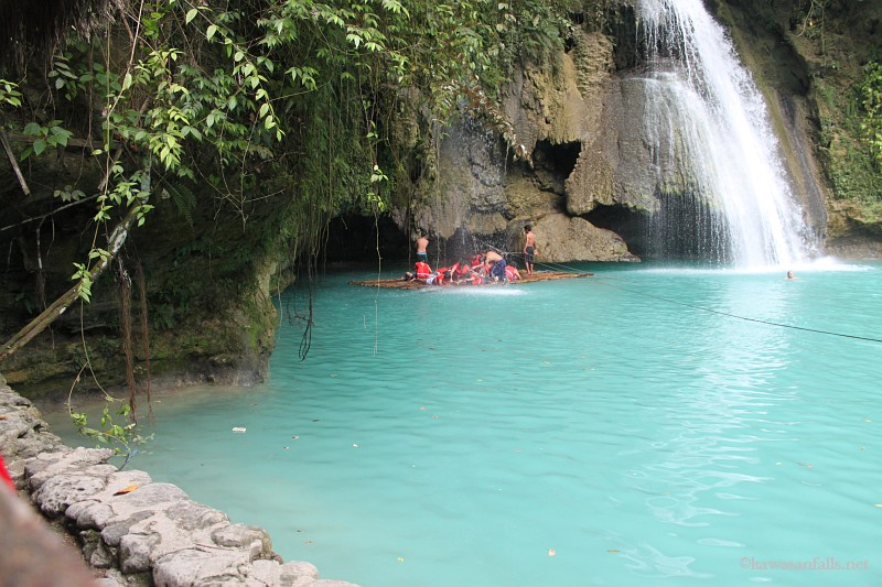 kawasan falls Cebu Philippines -0224
