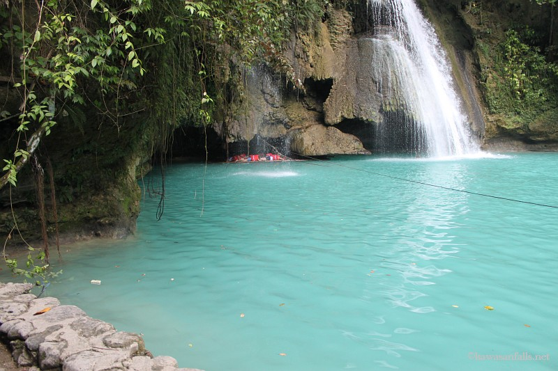kawasan falls Cebu Philippines -0230