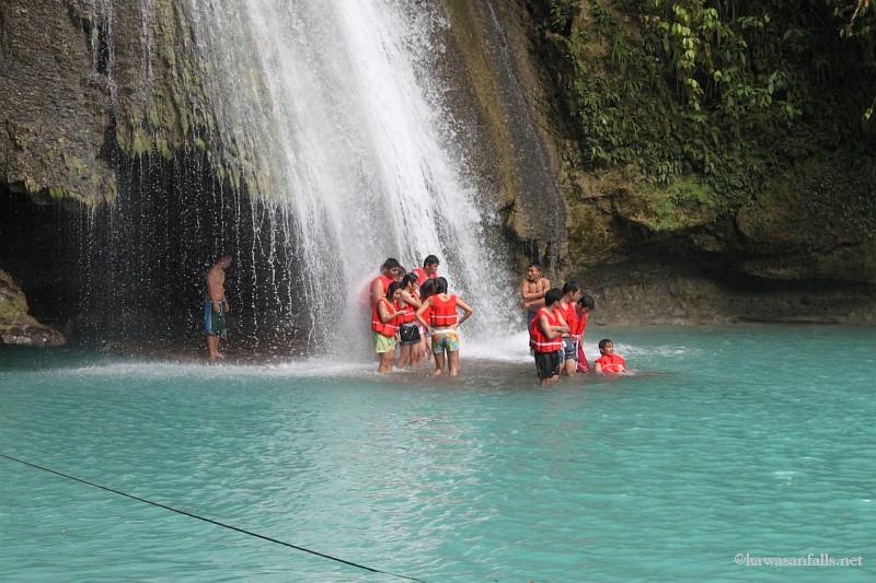 kawasan falls Cebu Philippines -0269