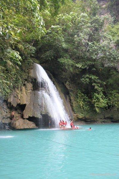 kawasan falls Cebu Philippines -0272
