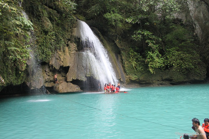 kawasan falls Cebu Philippines -0280