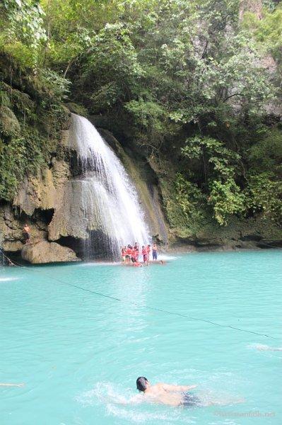 kawasan falls Cebu Philippines -0286