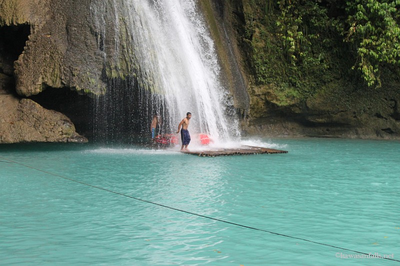 kawasan falls Cebu Philippines -0326