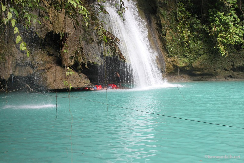 kawasan falls Cebu Philippines -0348