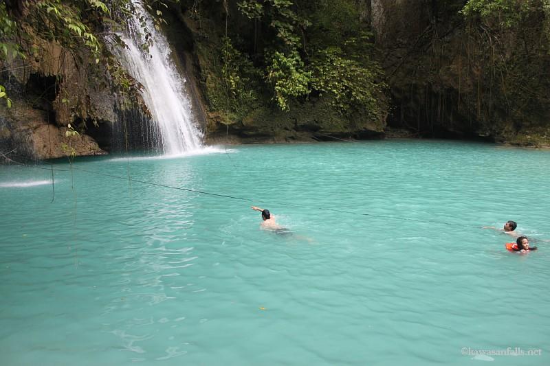 kawasan falls Cebu Philippines -0350