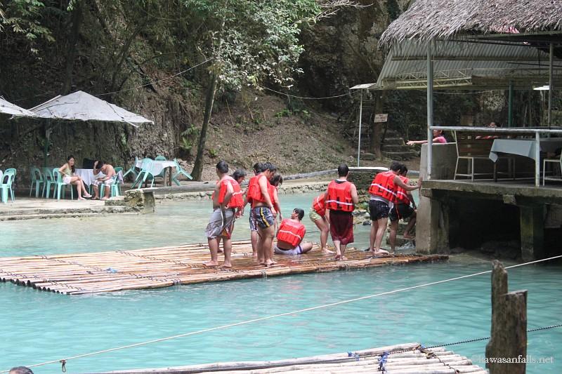 kawasan falls Cebu Philippines -0352