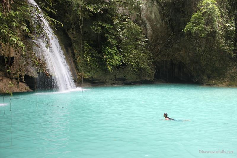 kawasan falls Cebu Philippines -0368