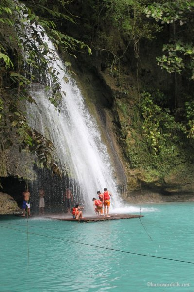 kawasan falls Cebu Philippines -0455