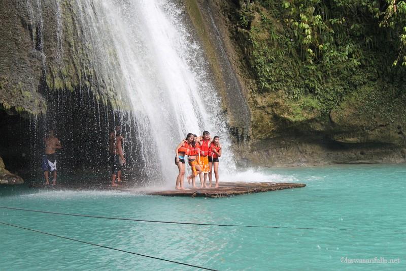 kawasan falls Cebu Philippines -0471