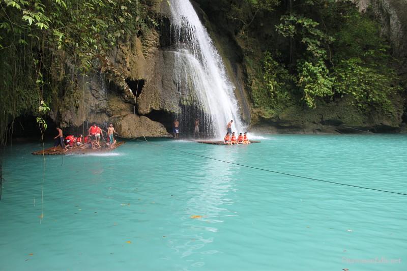 kawasan falls Cebu Philippines -0517