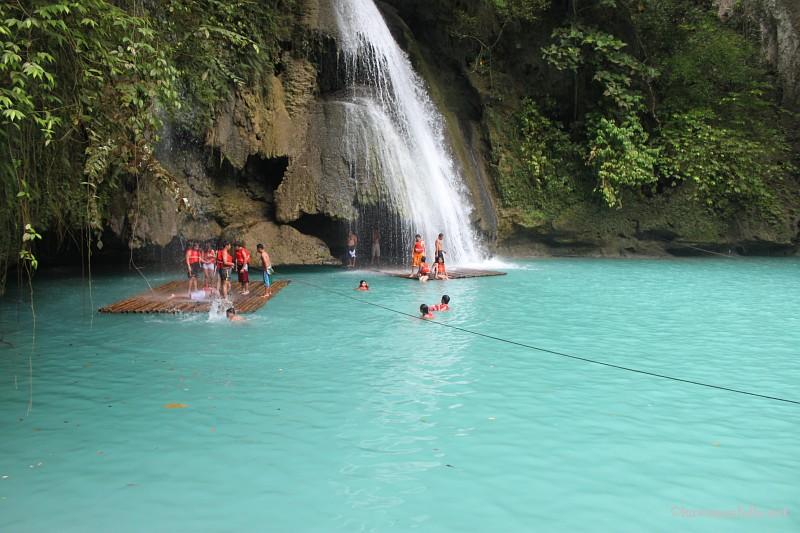 kawasan falls Cebu Philippines -0531