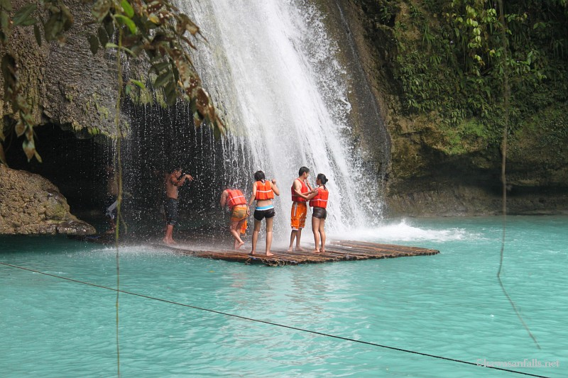 kawasan falls Cebu Philippines -0558