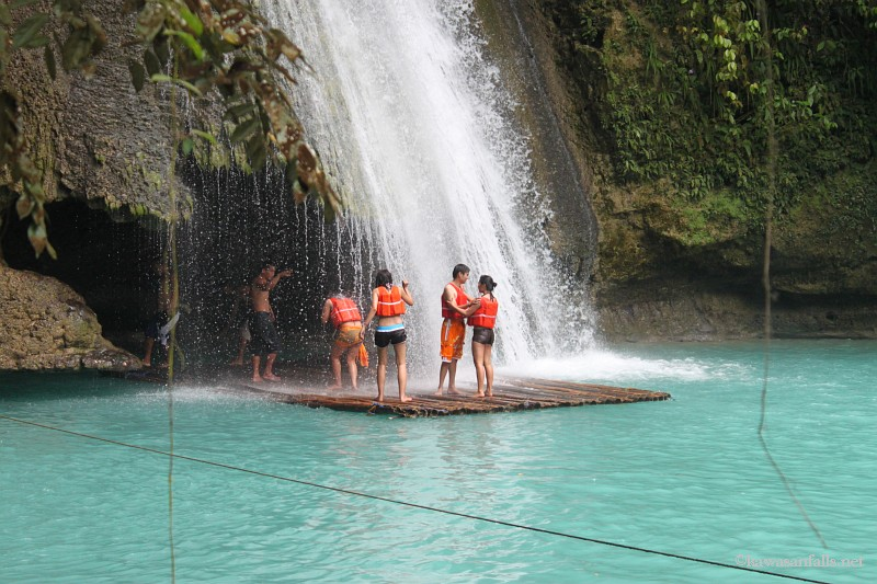 kawasan falls Cebu Philippines -0559