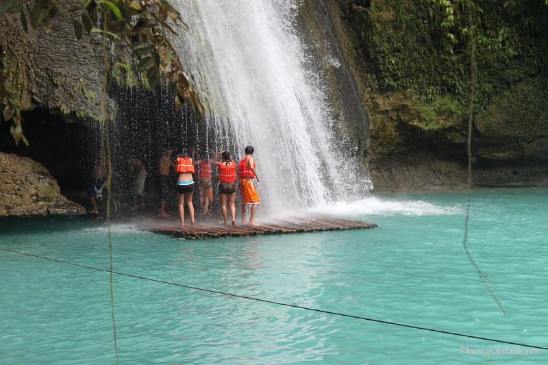 kawasan falls Cebu Philippines -0570