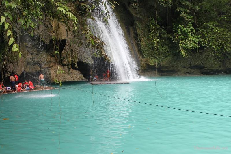 kawasan falls Cebu Philippines -0585