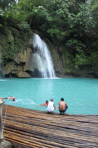 kawasan falls Cebu Philippines -0605