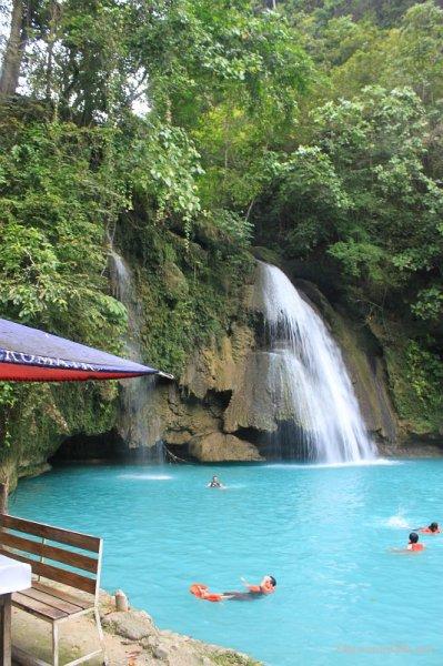 kawasan falls Cebu Philippines -0710