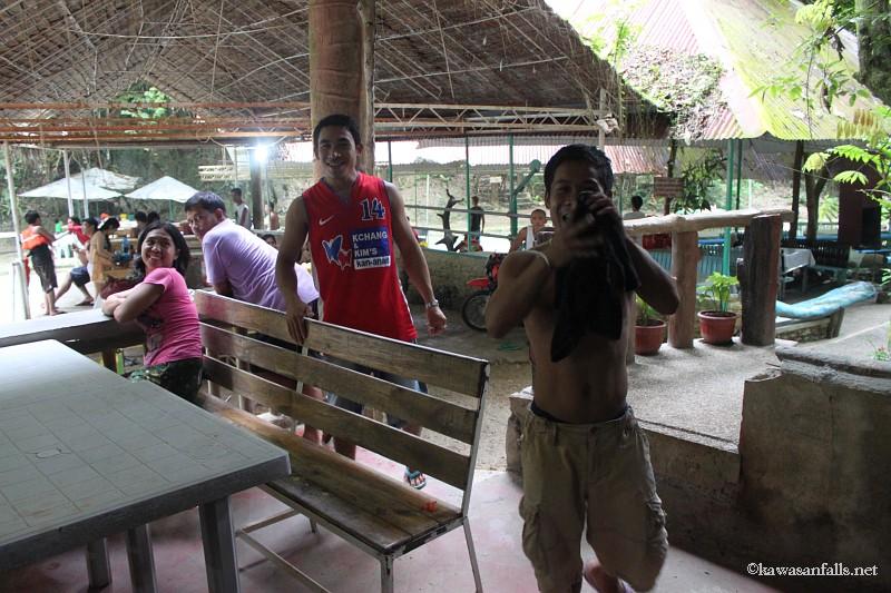 kawasan falls Cebu Philippines -0737