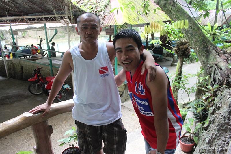 kawasan falls Cebu Philippines -0771