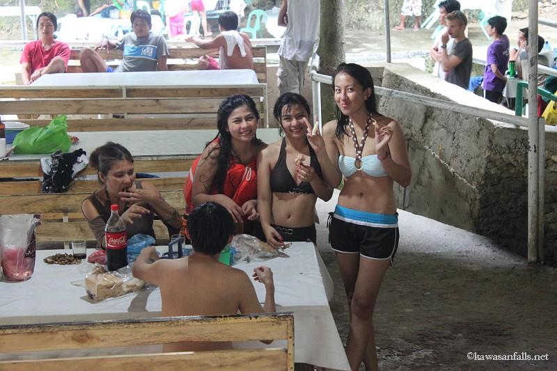 kawasan falls Cebu Philippines -0787