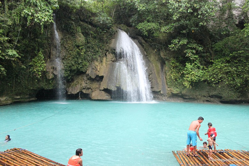 kawasan falls Cebu Philippines -0818