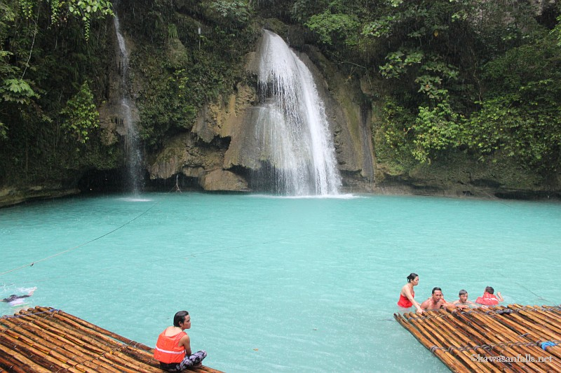 kawasan falls Cebu Philippines -0842