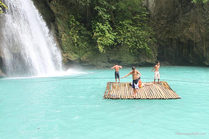 kawasan falls Cebu Philippines -1349