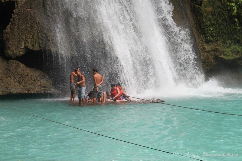kawasan falls Cebu Philippines -1374