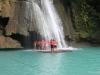 kawasan falls Cebu Philippines -0310