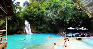 Kawasan Falls Panoramic
