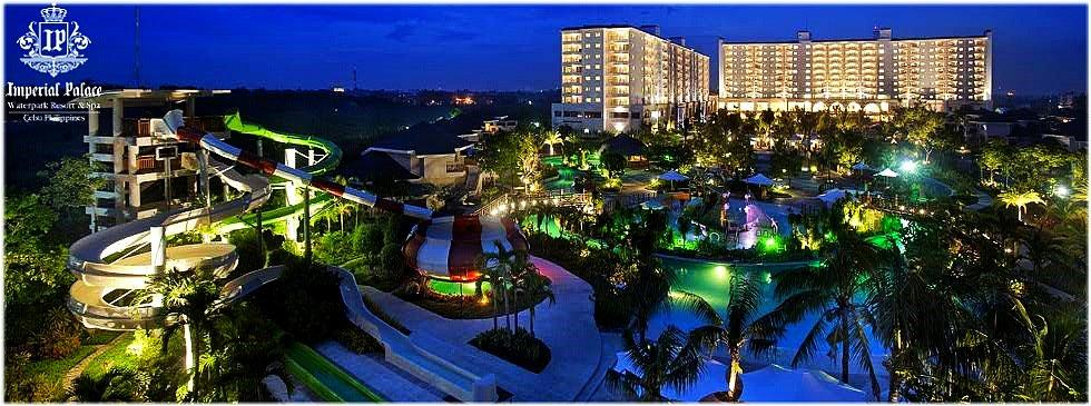 Imperial Palace Resort Cebu Room Rates