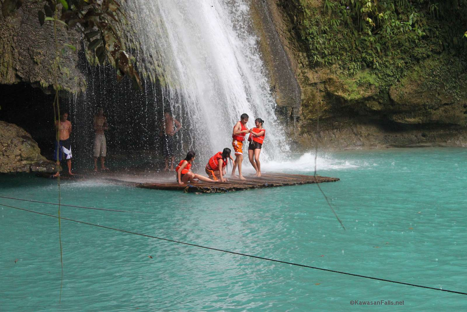 Kawasan falls cebu philippines 453